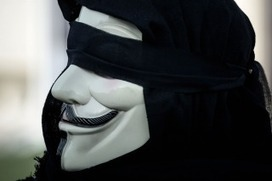 'Anonymous' collective hackers intensify cyber ... | Peer2Politics | Scoop.it