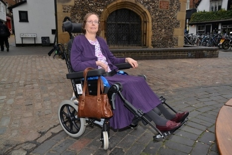 Government minister intervenes after St Albans woman complains of taxi disability discrimination | Accessible Travel | Scoop.it