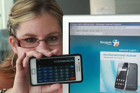 Elle résilie son abonnement : Bouygues Télécom lui réclame 11 721 milliards d'euros ! | Jù'scoop iT | Scoop.it