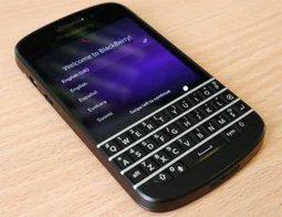 BlackBerry To Stop Making Phones !   Interesting News   Scoop.it