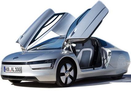 Volkswagen XL1 Car-World most stylish Car | Top ten fact | Scoop.it