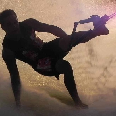 Keep Calm and Foot On « World Barefoot Center | Barefoot Waterski | Scoop.it