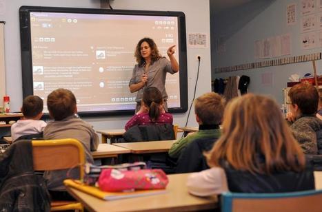 Ces établissements scolaires qui passent au hi-tech - DirectMatin.fr   Formation les news   Scoop.it