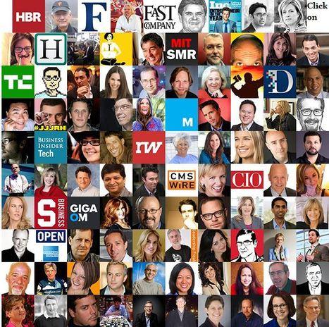100 Must Follow On Twitter 2014 [SLIDE DECK] | Links sobre Marketing, SEO y Social Media | Scoop.it