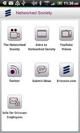 Ericsson Networked Society - Applications Android sur Google Play | Peer2Politics | Scoop.it