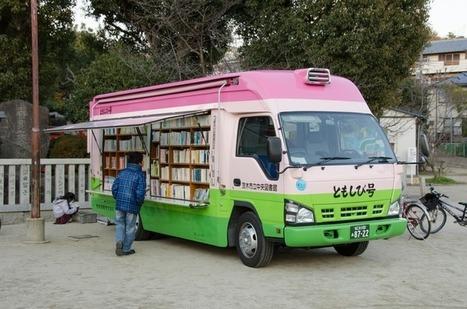 Les États-Unis célèbrent les bibliobus et autres bibliothèques mobiles - Actualitté.com | La vie des BibliothèqueS | Scoop.it