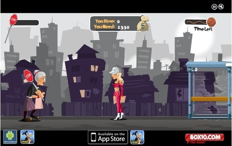 Angry Gran 2 - via Free Online Games (FOG) |