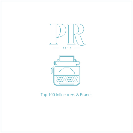 PR 2015: Top 100 Influencers & Brands – Onalytica | All things communication | Scoop.it