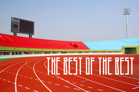 Best of the best: How the Olympics highlight media innovation   The Jazz of Innovation   Scoop.it