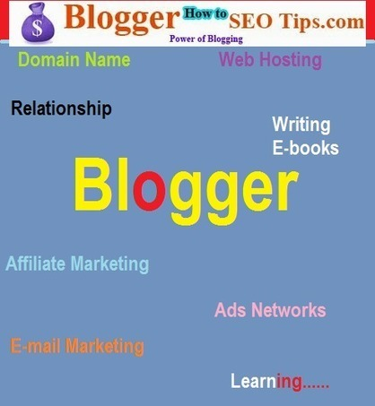 Important Sources for Bloggers | Blogger SEO Tips and Tricks | Scoop.it