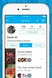 Turning bookshelves into playlists: Book app 'Shelfie' gets social | Ebook and Publishing | Scoop.it