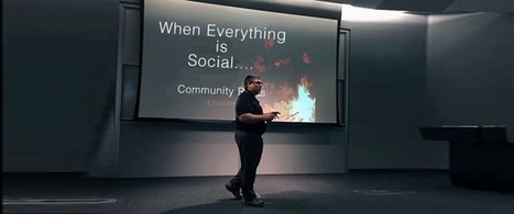 When Everything Is Social Community Rules - Curagami | Curation Revolution | Scoop.it
