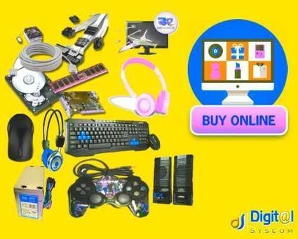 Buy Computer Components Online Without Hassle Or Fear! by Dianna Holzman   computer parts and accessories   Scoop.it