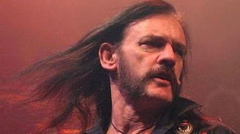 Obituary: Lemmy, Motorhead frontman | Vloasis vlogging | Scoop.it