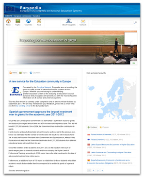 (MULTI) - Eurydice - Eurypedia - Descriptions of National Education Systems and Policies | EACEA | European educational policy | Scoop.it
