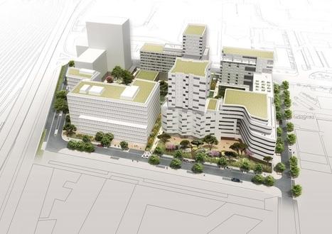 La France choisit Marseille pour imaginer la ville du futur ! | L'usager dans la construction durable | Scoop.it