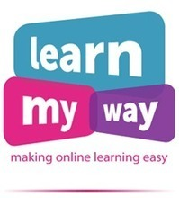 Learn my way - making online learning easy. Learn how to use computers and the Internet | Social Media & sociaal-cultureel werk | Scoop.it