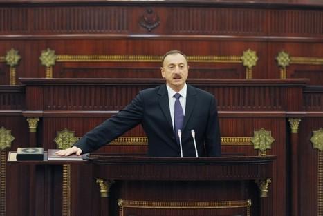Ilham Alijew zaprzysięzony na prezydenta Azerbejżanu | Wybory prezydenckie w Azerbejdżanie 2013 | Scoop.it