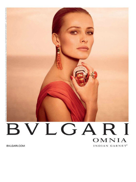 Publicité du parfum Bulgari Omnia Indian Garnet de Bulgari | Publicités et parfum | Scoop.it