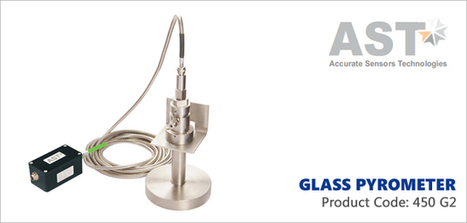 Very Accurate Glass Pyrometer with Fiber Optics from Accurate Sensors | Pyrometer | Scoop.it