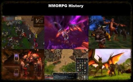 MMORPG History   L'imaginaire du virtuel   Scoop.it