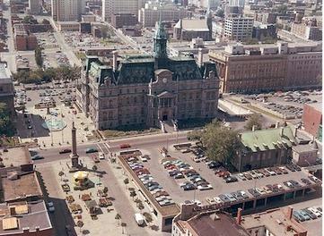 » Quel avenir pour les environs du nouveau CHUM?   Le blogue immobilier   Immo Québec   Scoop.it