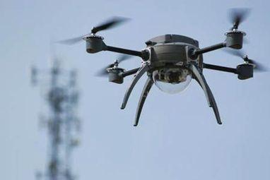 Des drones volants pour livrer courrier et colis | Geeks | Scoop.it