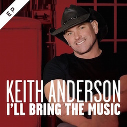 Keith Anderson Announces New EP, Tour | Country Music Today | Scoop.it