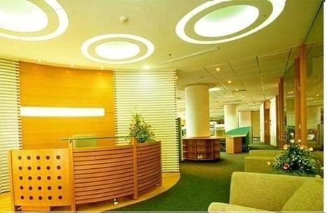 Thiết kế văn phòng với cách phối màu sơn hợp phong thủy - Thicongvanphong.pro | Tổng hợp | Scoop.it