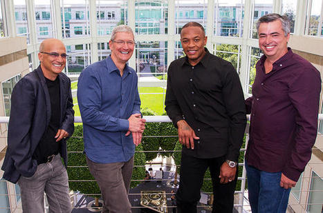 Apple's Streaming Service: Everything We Know So Far | Musicbiz | Scoop.it