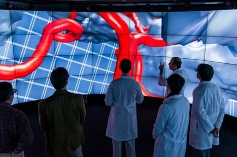 Star Trek holodeck-like imaging offers a whole new perspective on virtual reality | Five Regions of the Future | Scoop.it