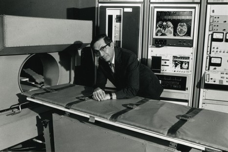 Robert S. Ledley, physicist who invented first full-body CT scanner, dies at 86 | Medical Innovations | Scoop.it
