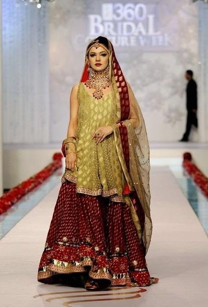 Deepak Perwani Bridal Fashion Wedding Couture | Your Choice For Dress | Your choice for dress | Scoop.it