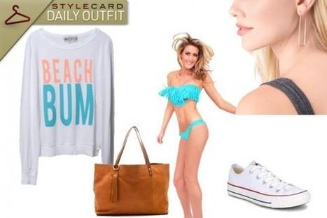 Daily Outfit: Beach Bum | StyleCard Fashion Portal | StyleCard Fashion | Scoop.it