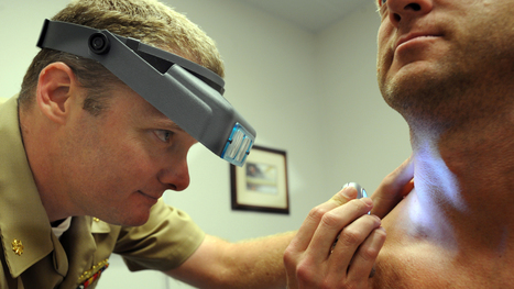 Skin Doctors Question Accuracy Of Apps For Cancer Risk | oncoTools | Scoop.it