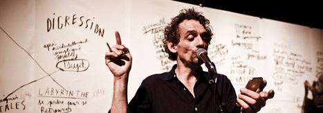 Sébastien Barrier, prédicateur païen   Revue de presse théâtre   Scoop.it