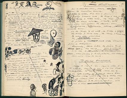 Watt: Samuel Beckett's Wartime Manuscripts | A Piece of Monologue: Literature, Philosophy, Criticism | Progettare l'improvvisazione | Scoop.it