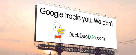 DuckduckGo un moteur de recherche confidentiel | Référencement, SEO, marketing Web | Scoop.it