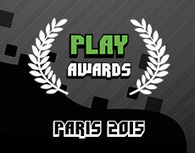 PLAY Awards: Paris 2015 | Events for Games | Indie Games Play | Scoop.it