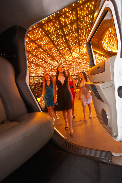 Want to Arrive in Style to a Party? | Limousine Services | Scoop.it