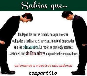 Twitter / Riete: #SabiasQue Los japoneses ... | Educación | Scoop.it