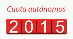 Cuota autónomos 2015 | EMPRENDEDURÍA | Scoop.it