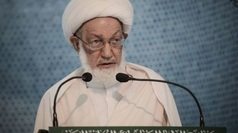 Bahrain revokes top Shia cleric Isa Qassim's citizenship - BBC News | Upsetment | Scoop.it