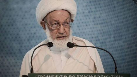 Bahrain revokes top Shia cleric Isa Qassim's citizenship - BBC News | Upsetment | Scoop.it