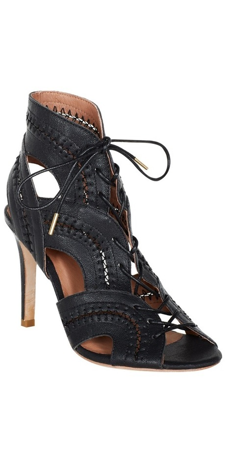 JOIE Remy Heels Black | High Heel Gladiator Sandals | beauty&fashion clothing | Scoop.it