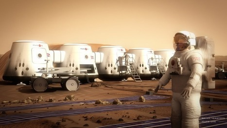 Short film tells the stories of three people who want to die on Mars | DigitAG& journal | Scoop.it