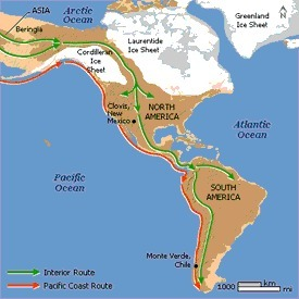 Migration Creates Races | Community Village World History | Scoop.it
