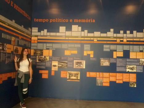 Linha do tempo no Memorial | GeografiaGeo | Scoop.it