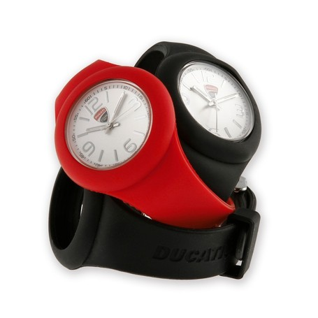 Ductalk Gift Guide | Ducati Corse Silicone Watch | Ductalk | Scoop.it