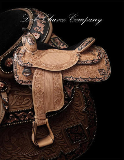 Something beautiful to look at today....   Dale Chavez Custom Show Saddles | Horse and Rider Awareness | Scoop.it